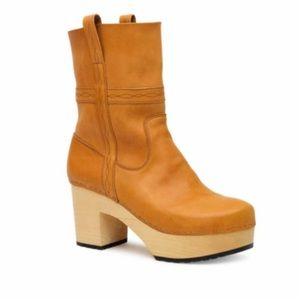 Swedish Hasbeens boots Size 37
